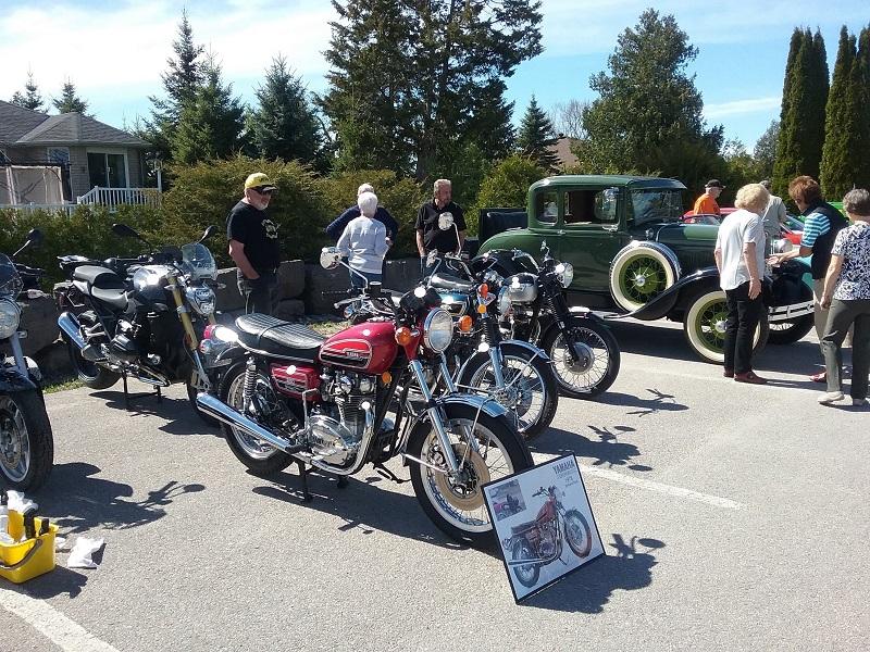 Resized motorcycles
